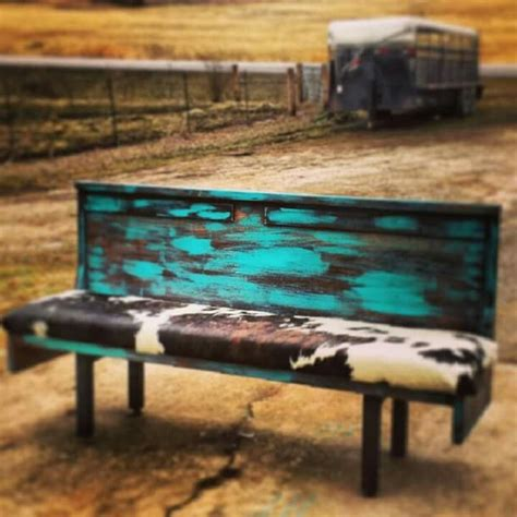 faux cowhide bench 25 best ideas about cowhide furniture on pinterest