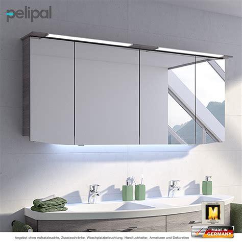 pelipal cassca spiegelschrank 160 cm inkl kranz