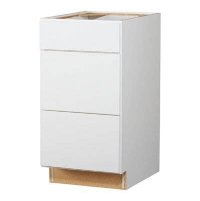 Lowes Kitchen Base Cabinets Kitchen Classics 35 In H X 18 In W X 23 3 4 In D Arcadia White Drawer Base Cabinet Lowe S