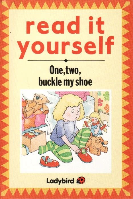 libro one two buckle my one two buckle my shoe ladybird series 777 read it