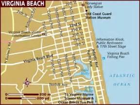 Map Of Virginia Beach Va by Map Of Virginia Beach