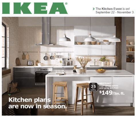 does ikea ever have sales ikea canada sale the kitchen event is on now get 200