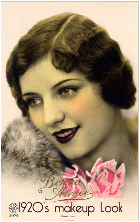 1920 make up pictures hairstyles 1920s flapper makeup style vintage makeup guide