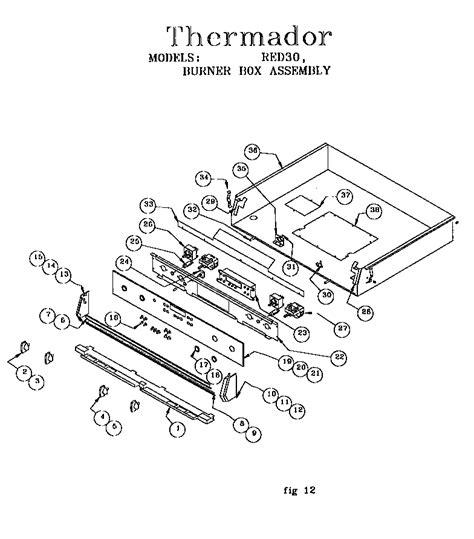 tappan appliances wiring diagram tappan get free image