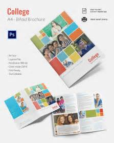 Free Indesign Brochure Templates by College Brochure Template 34 Free Jpg Psd Indesign