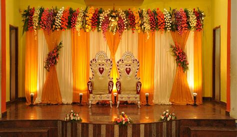 Simple Home Decoration For Engagement Simple Flower Decoration For Wedding Stage Www Pixshark Images Galleries With A Bite