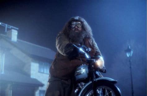 Triumph Motorrad In Der Nähe by Hagrid In Quot Harry Potter E La Pietra Filosofale