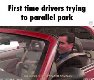 potato tattoo first time drivers parallel parking memes com