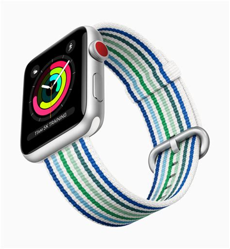 apple  bands feature spring colors  styles apple