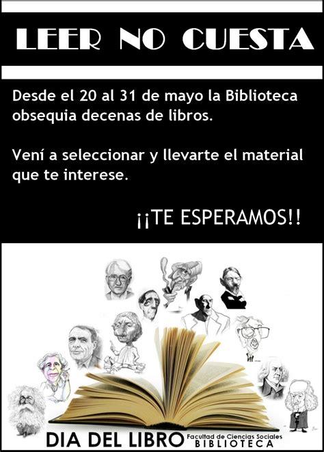 libro el dia que se dia del libro 2013 biblioteca
