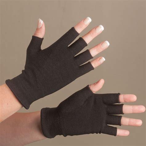 open checker checker gloves open finger arthritis gloves easy