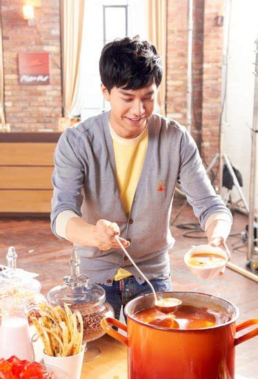 lee seung gi three meals a day lee seung gi to guest appear on last episode of quot three