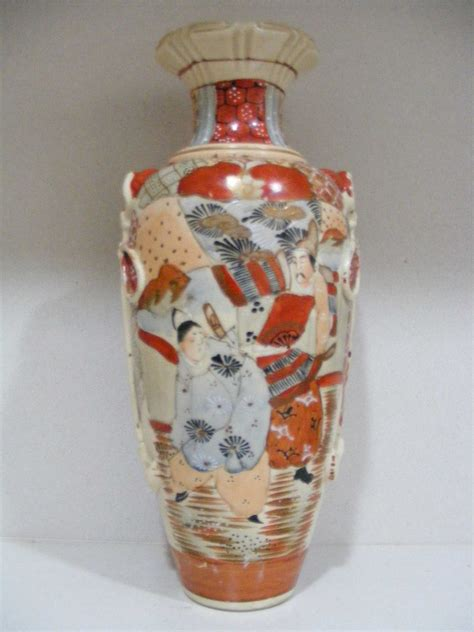 vasi satsuma japanese satsuma vase antique appraisal instappraisal