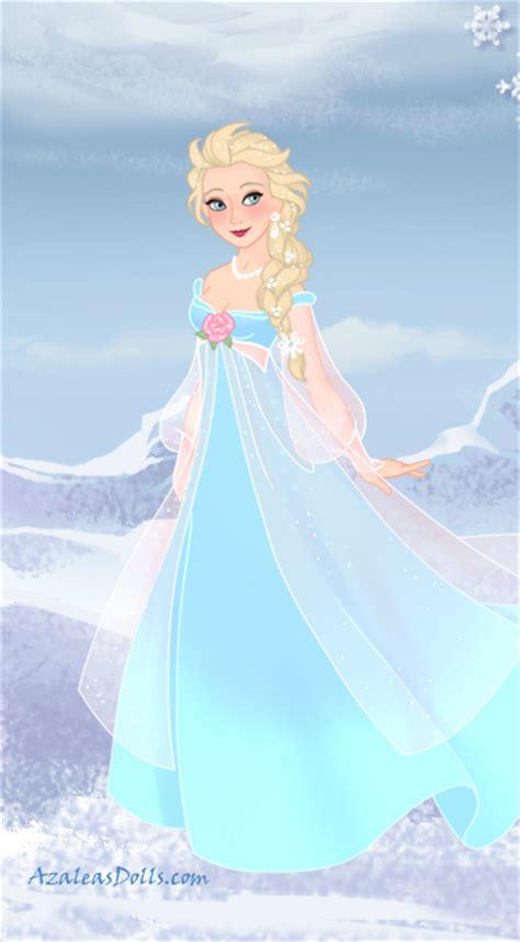 Dress Elsa New T1310 elsa s new dress by annemarie1986 on deviantart