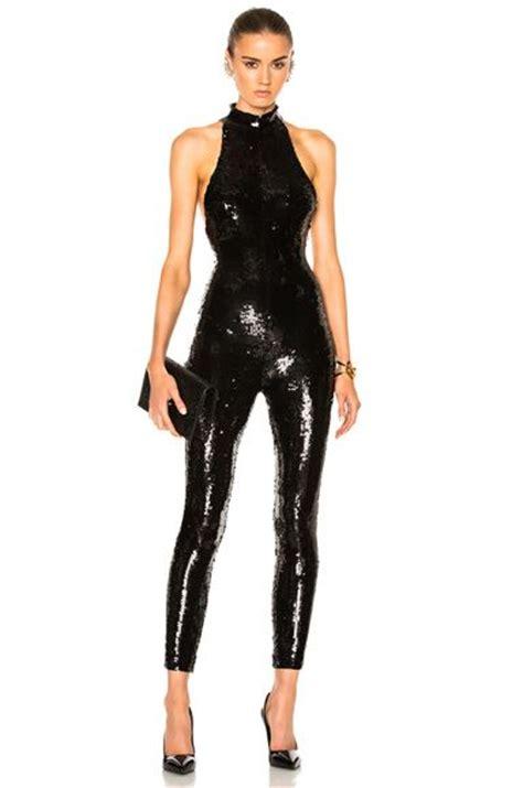 Darcey Gold Sequin Plunge Cross Back Jumpsuit 25 Best Ideas About Sequin Jumpsuit On