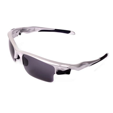 Square Mustace Black Wl 009co new walleva black rubber kit for oakley fast jacket fast