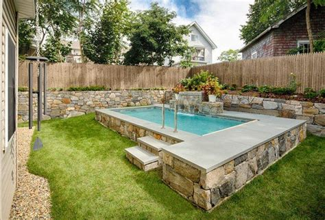 Small Inground Pools For Small Yards | small inground swimming pool small swimming pools for