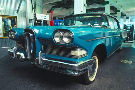 Edsel Ford by Why The Ford Edsel Failed Howstuffworks