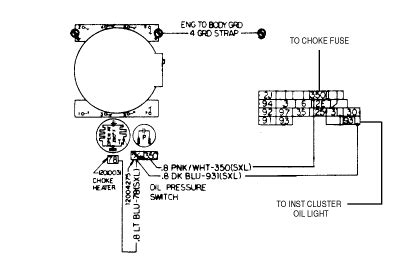 edelbrock electric choke wiring diagram electric choke wiring diagram efcaviation