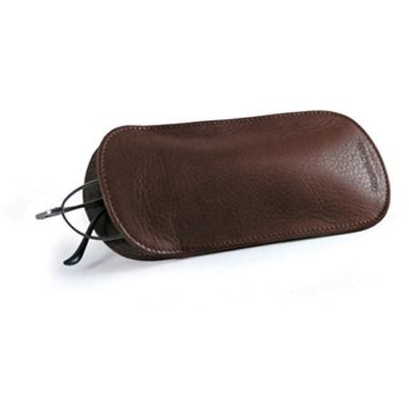 osgoode marley 1729 leather eyeglass case | gene's luggage