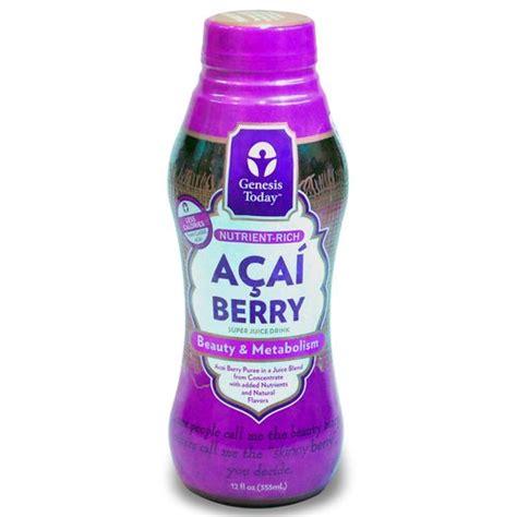 Bossa Acai Fruit Juice by Sambazon Fresh Superfood Juice Acai 33 8 Fl Oz Walmart
