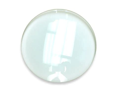 len glas 5 inch glass magnifying lens 5 diopter