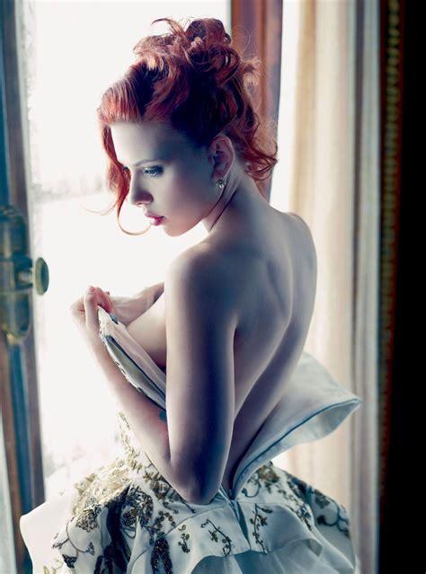 Scarlet Johansson Vanity Fair johansson mario sorrenti photoshoot for vanity