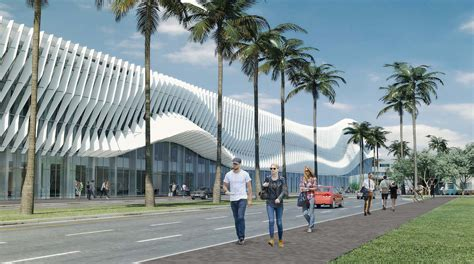 home design expo miami beach fentress releases final design for miami beach convention