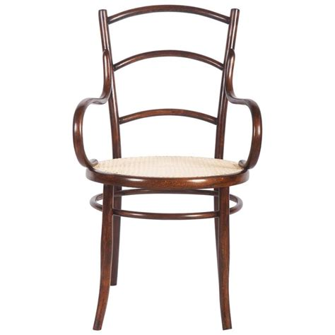 bentwood armchairs bentwood armchair by josef hoffmann succ for sale at 1stdibs