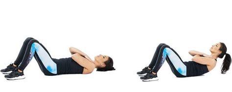 esercizi a corpo libero da fare a casa 5 esercizi da fare a casa