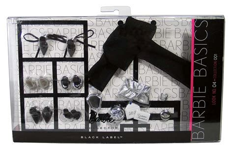 Barbie Basics Accessory Pack Look No 4 04 004 4 0