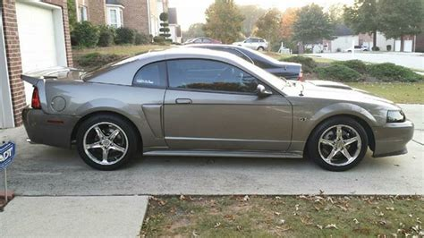4th gen 2001 ford mustang gt manual garage kept for sale mustangcarplace