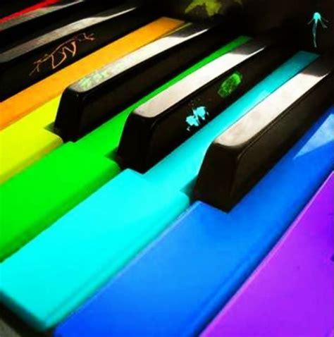 Rainbow Piano rainbow piano wallpaper www imgkid the image