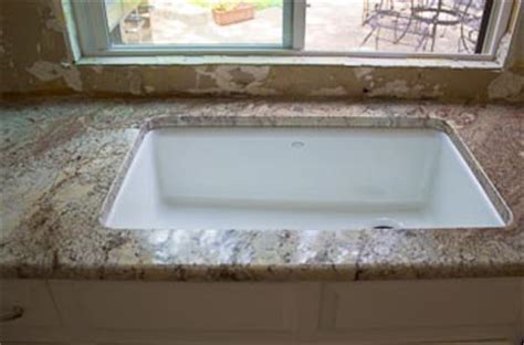 can you replace an undermount sink kohler undermount sink