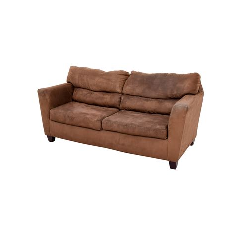 bob furniture sofa bed 90 off bob s furniture bob s furniture brown two
