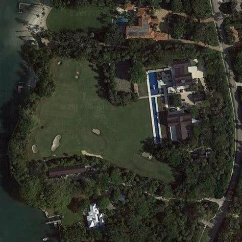 tiger woods house  net worth  jupiter island fl