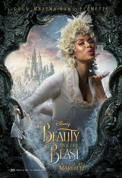 beauty and the beast beauty and the beast 2017 poster 10 trailer addict