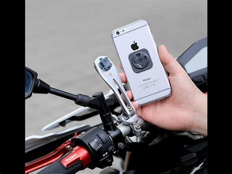 cube motosiklet telefon tutucu youtube