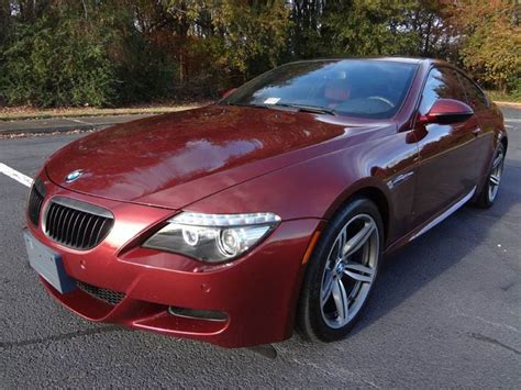 2009 bmw m6 for sale 2009 bmw m6 for sale in virginia va