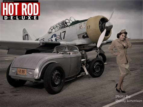 retro photos retro photo with the car and airplane wallpapers and