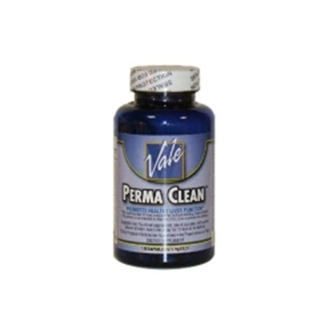 Vale Detox Perma Clean 15 Day Program by Vale S Perma Clean Best 4 Test