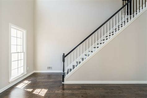 black banister white spindles black banister trim white spindles home garden pinterest