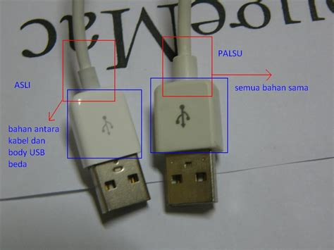 Ciri Kabel Data Iphone 4 Original brockbox7 perbedaan apple iphone yang asli dan yang palsu