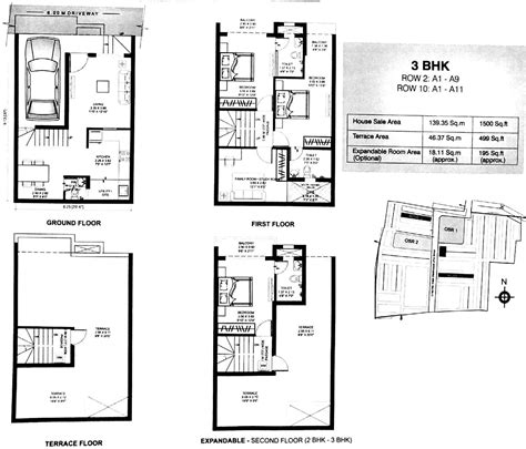 1st floor plan overview growing up in a frank lloyd wright house by kim bixler 1500 sq ft 3 bhk 4t villa for sale in dugar homes growing