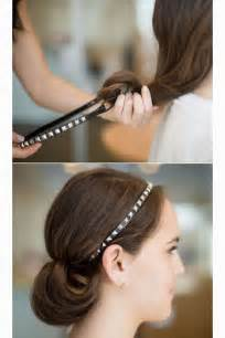 Really Easy Hairstyles For Medium Hair by Cute And Stylish Updos For Medium Hair Hairstyles 2017