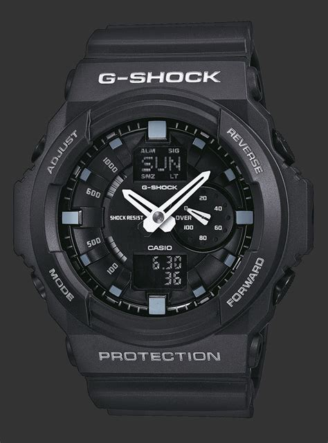 G Shock Ga 150 Black g shock watches classic