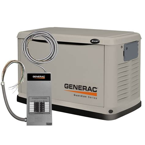 generac whole house generator reviews the generator power
