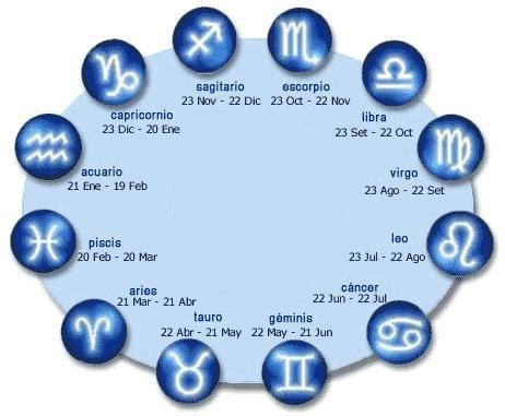 Calendario Horoscopo Gratis Horoscopo Con Fechas Gallery