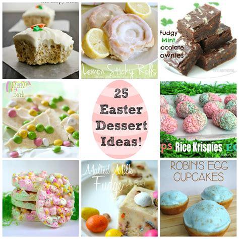 25 easter dessert ideas up the best recipes