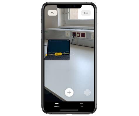 measure app   iphone  sweet setup